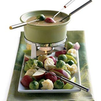 Irish Cheddar and Stout Fondue | Recipes Galore | Pinterest