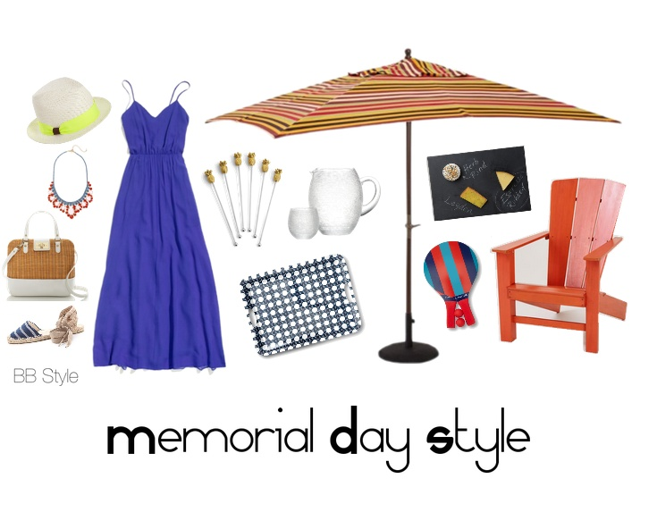 memorial day fashion blog