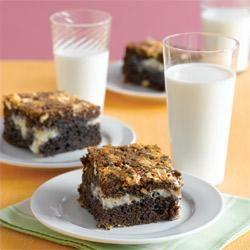 German chocolate upside-down surprise cake | Recipe