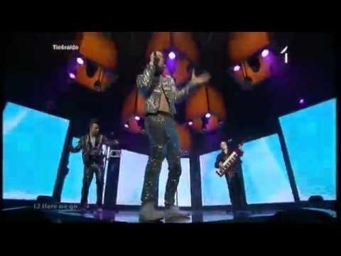chanson eurovision france moustache