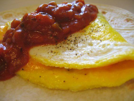 Huevos Rancheros - My Husband's Version