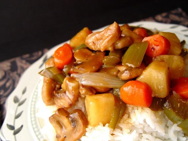 Chicken and Vegetable Stir Fry   Chinese-Stir Fry   Pinterest