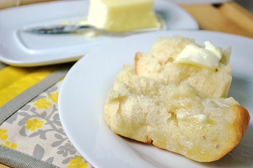 Easy Butter Dinner Rolls | Bread | Pinterest