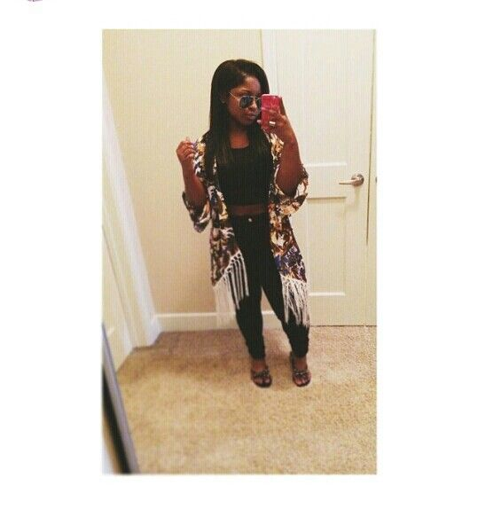 Reginae Carter | Fashion | Pinterest