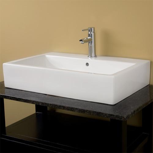 trough sink options