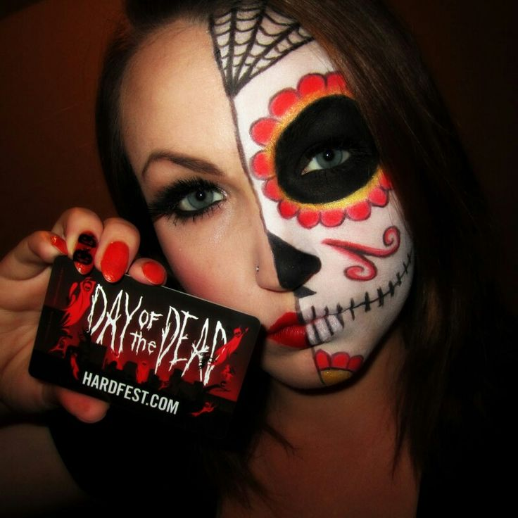 pin by joyce fernandez on halloween face make up pinterest