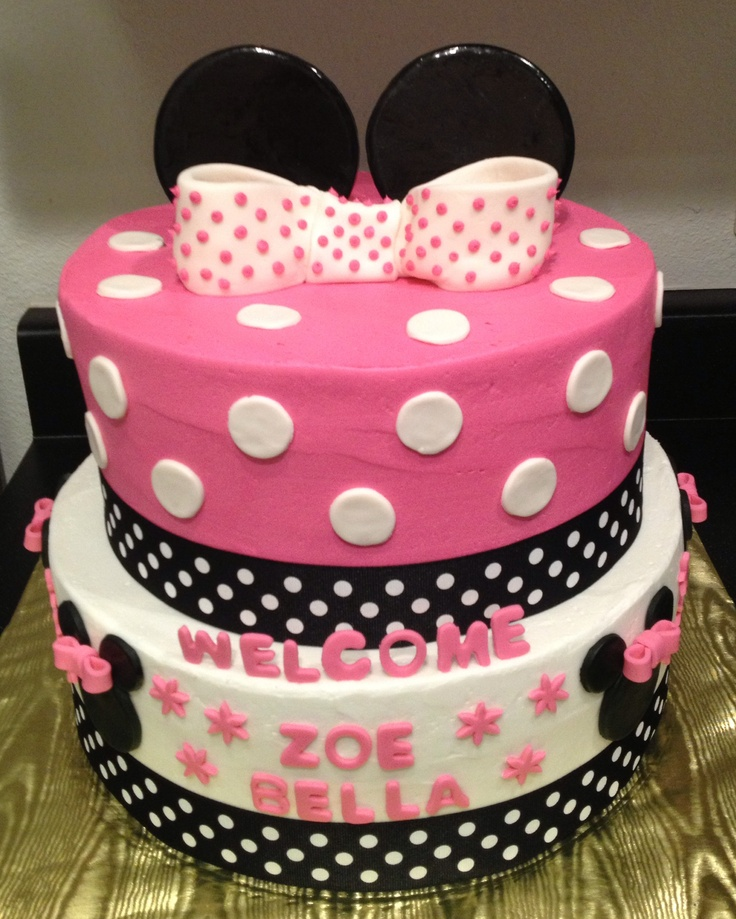 minnie mouse baby shower baby shower pinterest