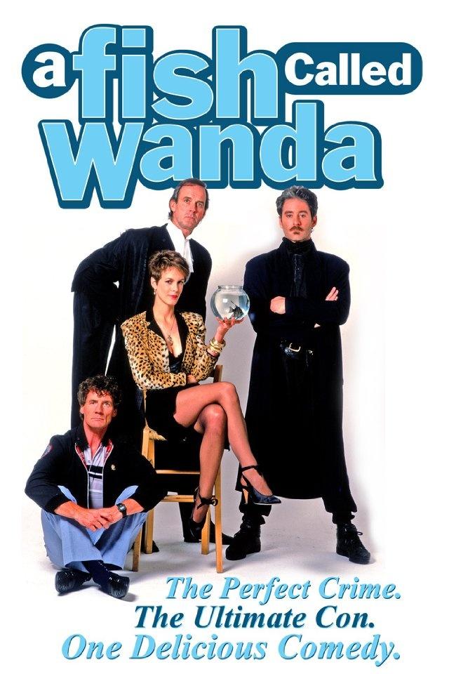 A fish called wanda favorite movies pinterest for A fish called wanda