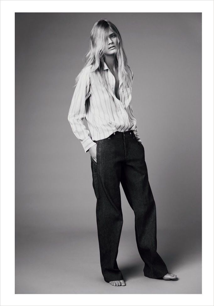 Constance Jablonski by Nick Dorey for Twin Magazine, Issue 9