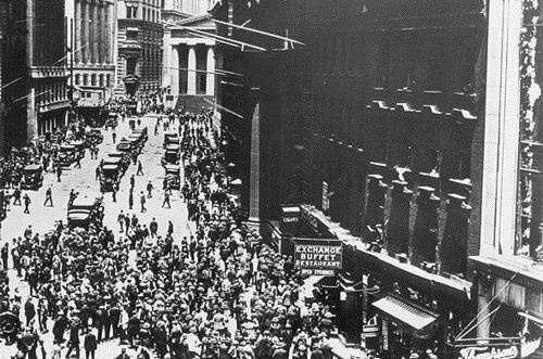 black friday stock market 1929