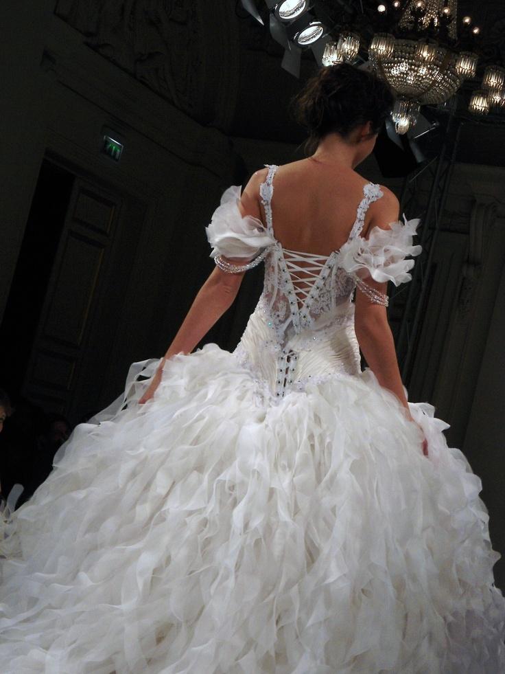 Fairy wedding dress costumes pinterest for Fairy themed wedding dresses