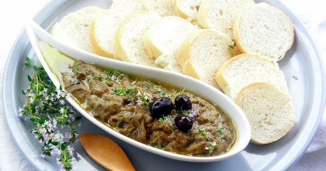Scorch it! Smoky Baba Ganoush - Eggplant Spread | hip pressure cooking ...