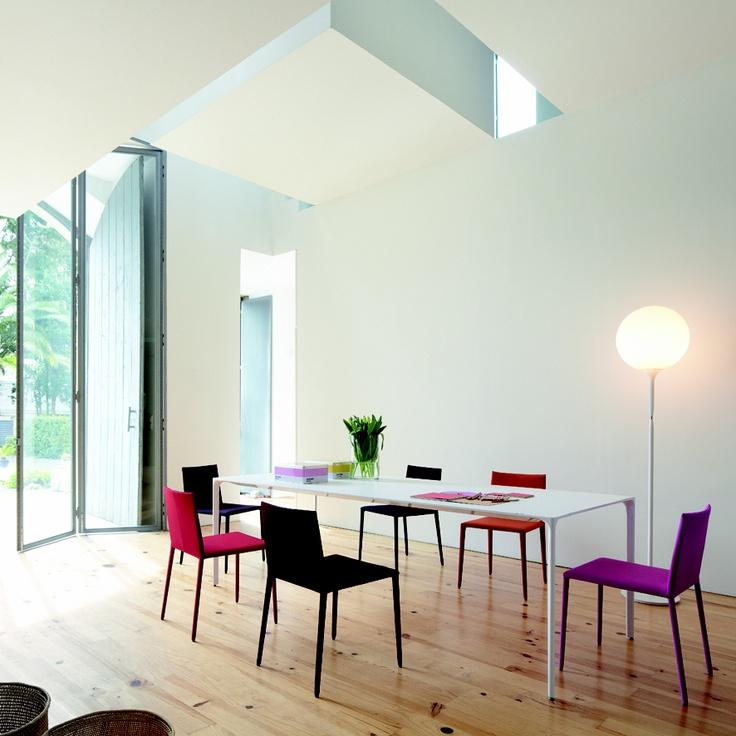 Nuur witte tafel  Interior  Pinterest