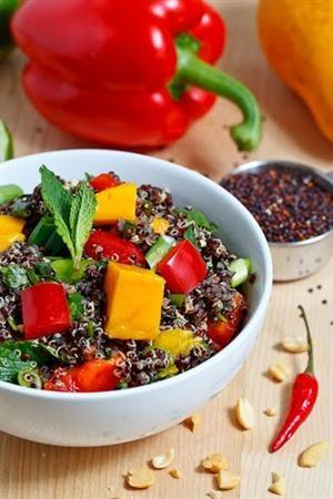 Thai Black Rice Salad Recipes — Dishmaps