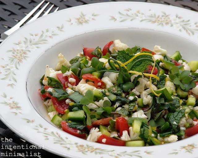 Spring Tabbouleh | Recipes To Try | Pinterest