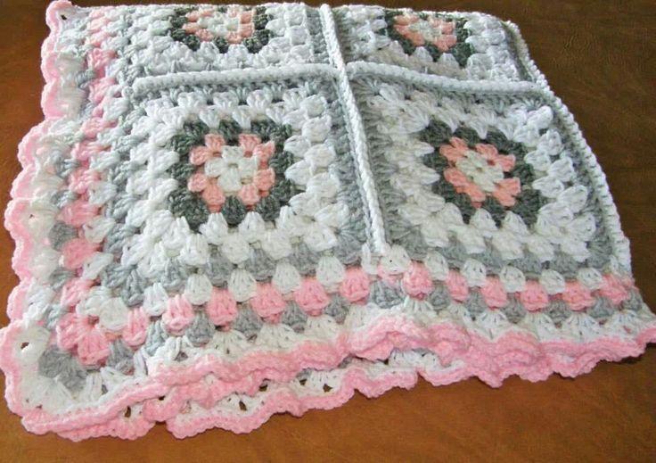 Crochet Patterns Etc : Crochet visual pattern ~ Crochet - Afghans, blankets, lapghans, etc ...