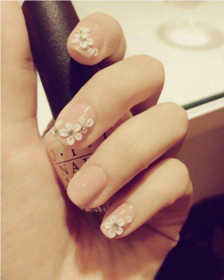 Nail design | glamorous nails | Pinterest