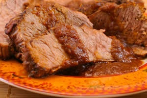 ... : Crockpot Recipe for Pot Roast with Sweet and Sour Tomato Sauce