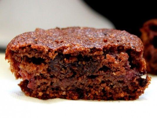 Double Chocolate Cherry Muffins | DIYs, Recipes & Crafts | Pinterest