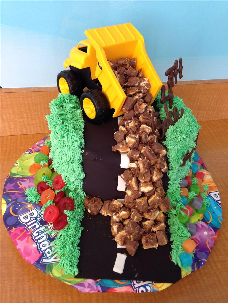 Little boys birthday cake Breckers Reid Pinterest