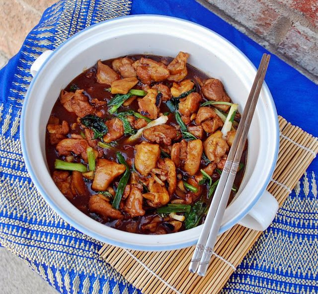 ... chicken sausage three cup chicken appetite for china cups chicken