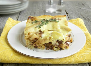 Pastitsio (Greek Lasagna) | Recipes To Try | Pinterest