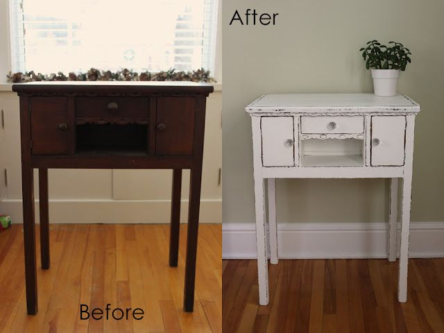 Before And After Furniture Makeovers Home Stuff Pinterest
