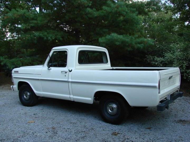 My 1967 Ford F100 Classic Ford truck. | F100 | Pinterest