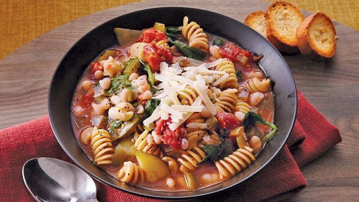 Bring fabulous Italian flavors to your dinner table with this stew ...