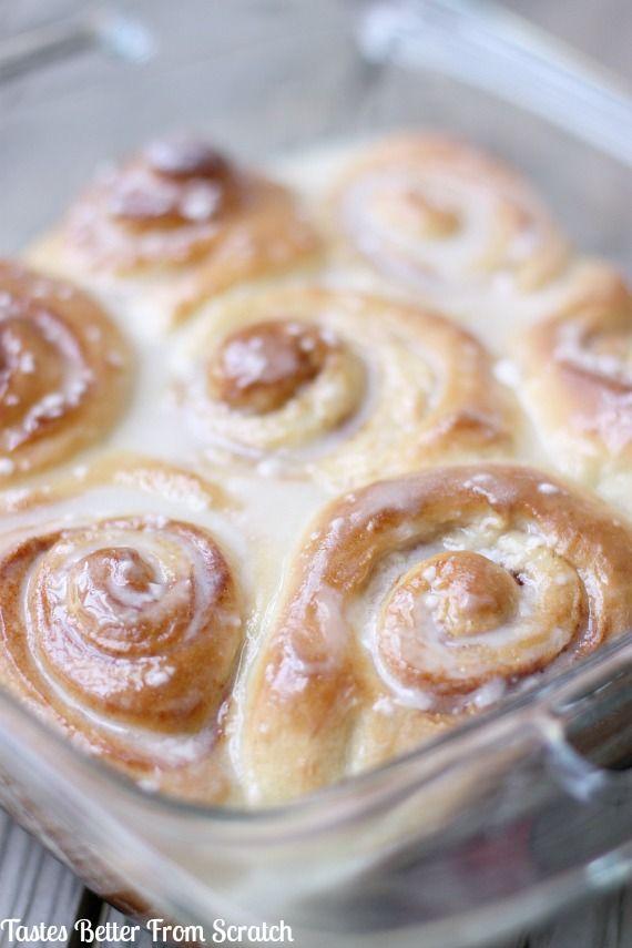 Perfect Cinnamon Rolls | Recipe
