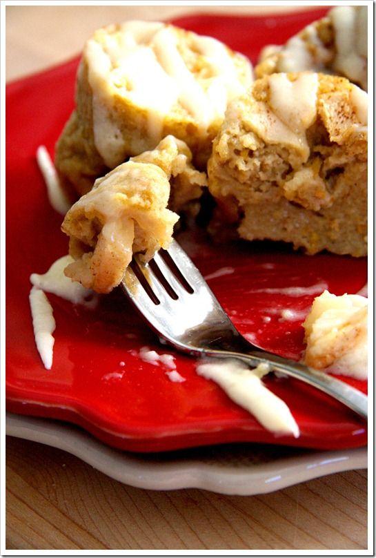 Apple Pie Popovers | sweet treats | Pinterest