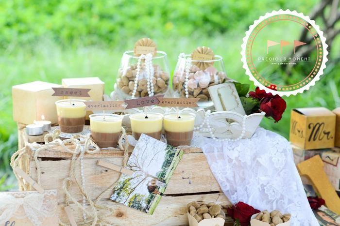 Outdoor Vintage Wedding | Vintage Inspirations/Wedding | Pinterest
