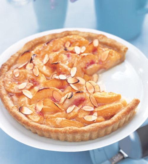 ... /2003/08/honey_glazed_peach_tart_with_mascarpone_cream?printable=true