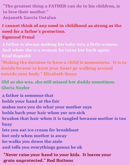 quotes about fathers day in spanish