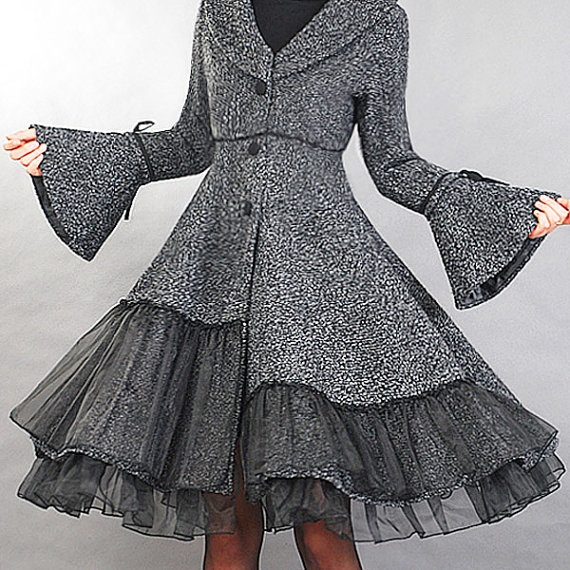 ♥ Wool Coat by xiaolizi