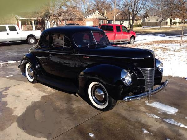 1940 ford coupe on craigslist