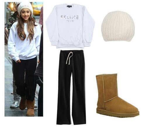 Cute fall outfits with uggs