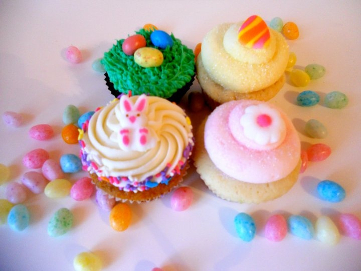 Easter Cupcake Decorating Ideas Pinterest : Easter Cupcakes Decorating Ideas.... Easter Ideas ...