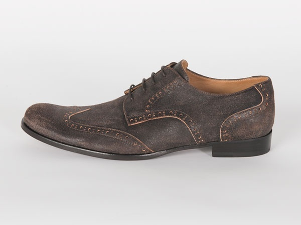 Billy Reid Distressed Wingtip - Purchased from Buffalo Exchange for