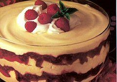 Strawberries 'n' Cream Trifle Recipes — Dishmaps