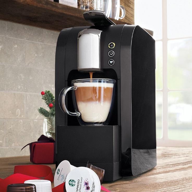 Starbucks Single Cup Coffee Maker Verismo : Pin by Jade Roch von Rochsburg on My wish list Pinterest