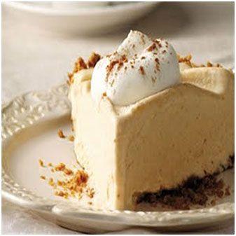 Frozen Pumpkin Mousse Pie - Traditional pumpkin pie will be here for ...