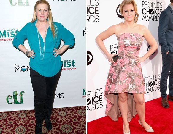 The gallery for --> Melissa Joan Hart Weight Loss Before ... Melissa Peterman Weight Loss Before And After