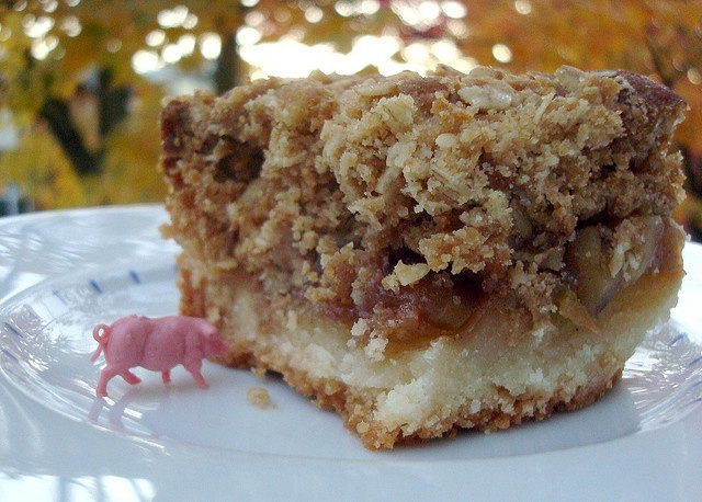 Apple Pie Bars | Food and drink | Pinterest