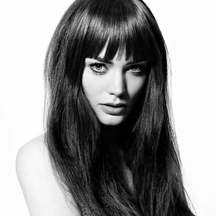 Hairstyle Brown fringe hairstyles find the right female brown fringe hairstyle