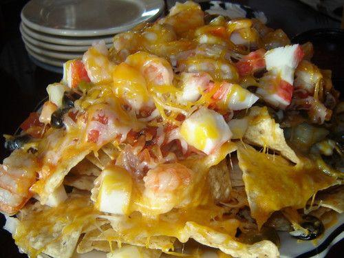 ... nachos individual nachos caribbean nachos breakfast nachos nachos