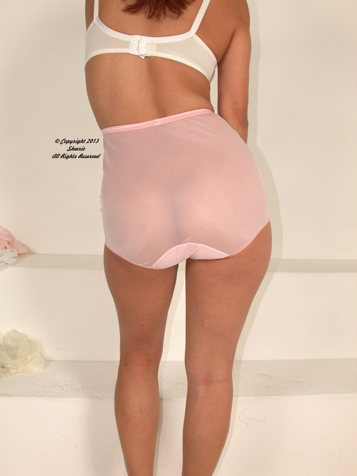 category full nylon panties