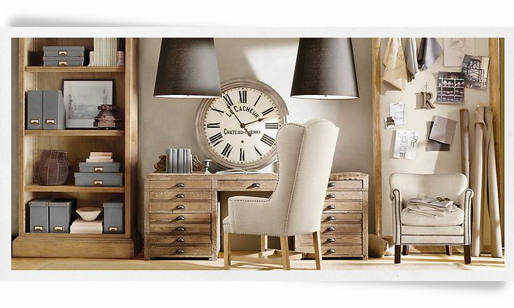 office rooms restoration hardware home dreams