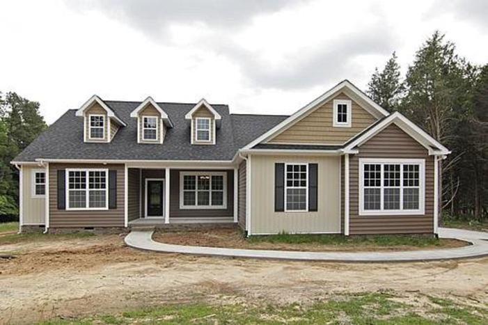 Custom Designed 1 5 Story Home
