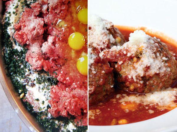 Frankies Spuntino Meatballs